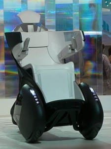 i-Real Concept Vehicle