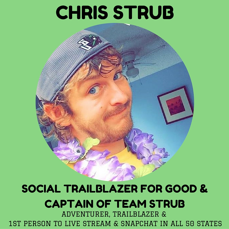 [Podcast] Earbud_U, Season Four, Episode #1 – Chris Strub