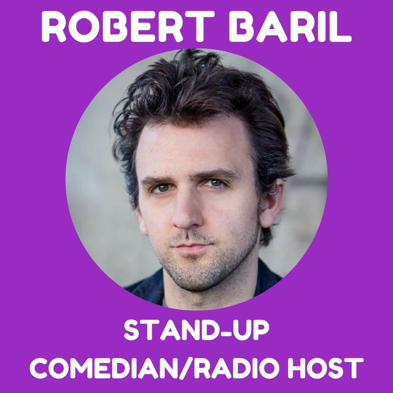 [Podcast] Earbud_U, Season Six, Episode #3 - Robert Baril